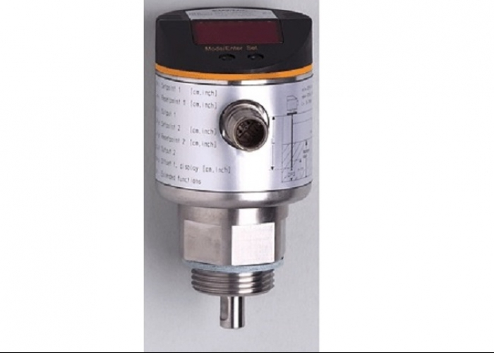 Guided microwave liquids level transmitter