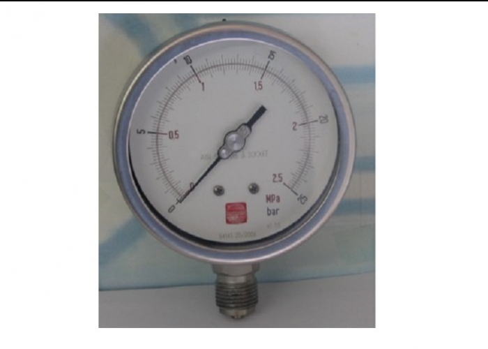 Stainless Steel Manometer