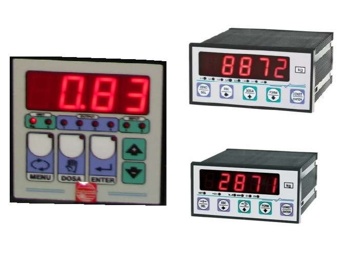 Analog / Digital Weight Indicator