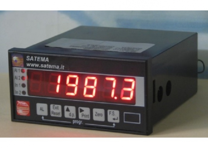Programmable Meter Display