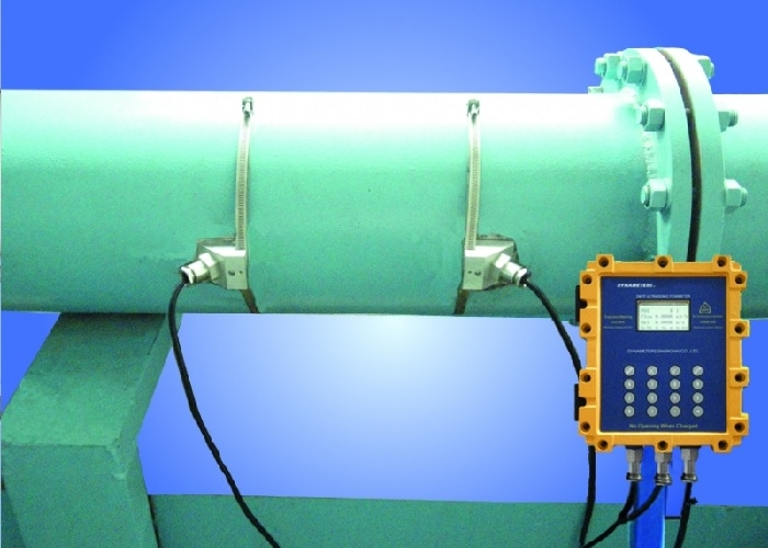 Ultrasonic Heat Flow Meters