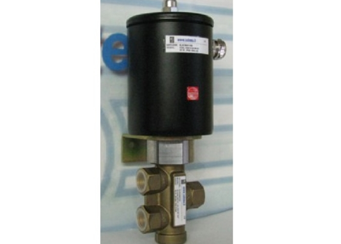 3/2way Poppet Solenoid Valve Directly Controlled