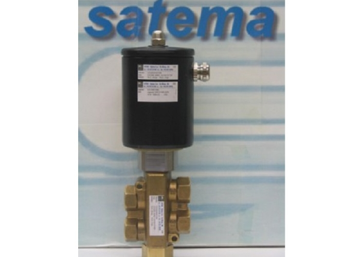 4/2 way Poppet Solenoid Valve Directly Controlled