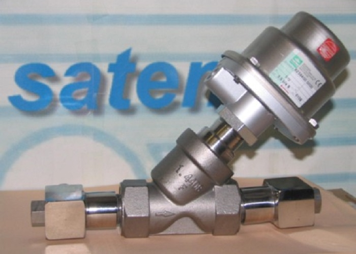 Pressure Actuated Piston Valves