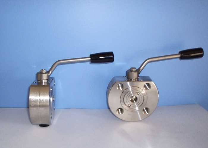 Flat Body Wafer Ball Valves