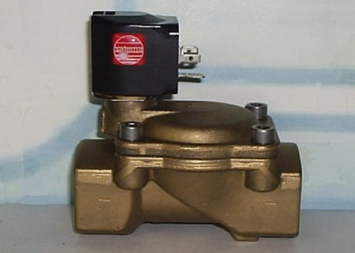 2/2 Solenoid Valves for neutral liquids, gases, vacuum