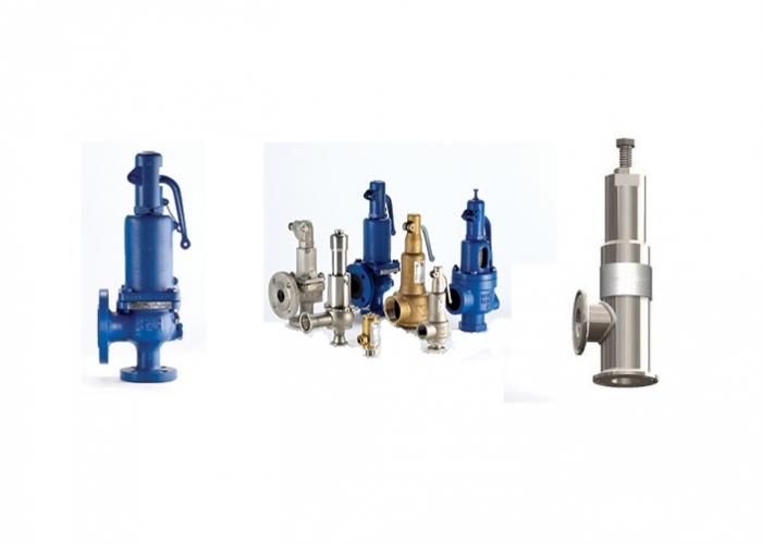 Safety and Relief Valves