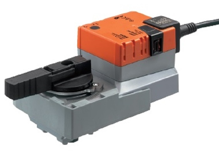 Quarter turn electric actuator - On/Off
