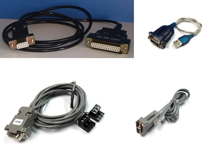 MOLDED DATA CABLES AND ADAPTORS