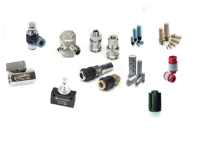 Auxiliary Components for Pneumatic Systems