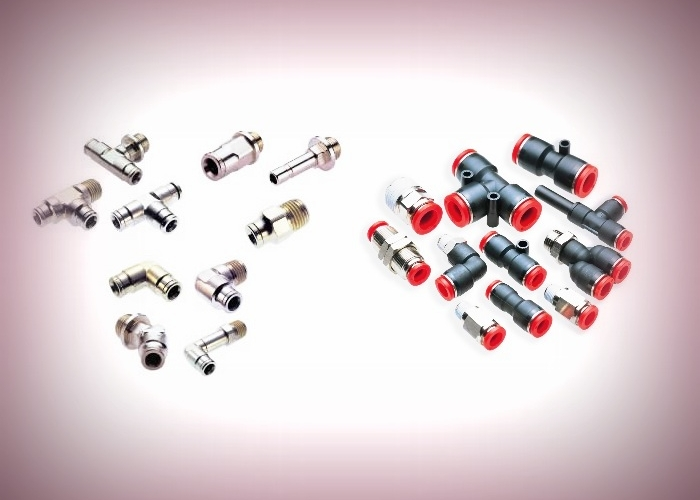 PNEUFIT®  Push-In Tube Fittings