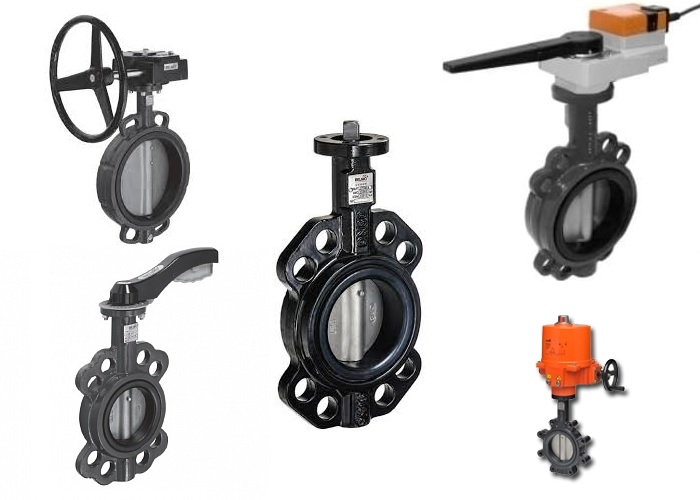 Butterfly Valves GGG40 Body
